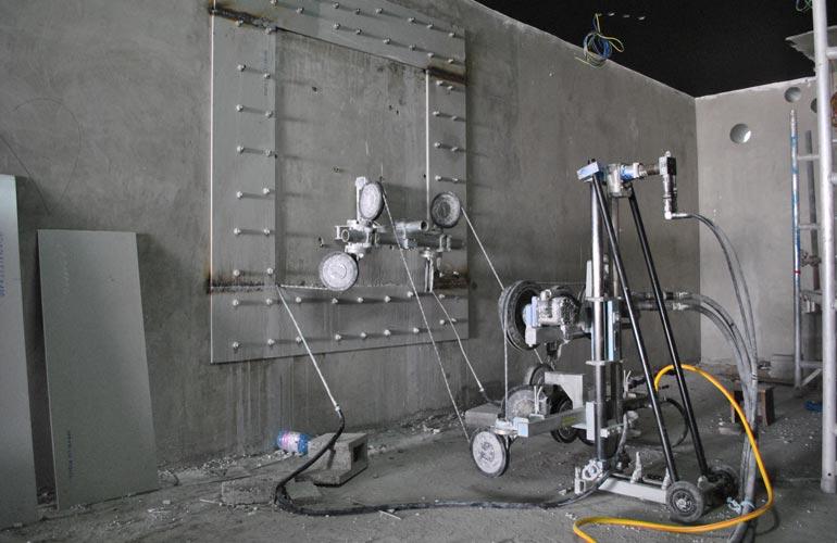 Drillone Contracting & Trading Concrete Diamond Coring Drilling Cutting Wire Saw